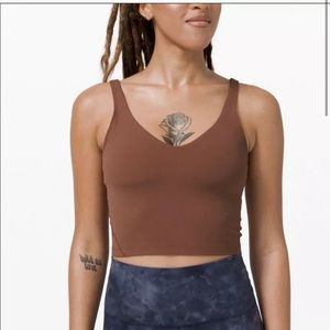 Lululemon Align Tank size 8 in Ancient Copper